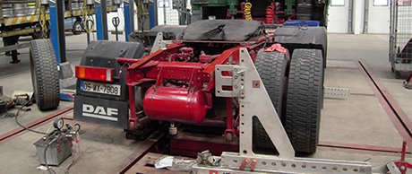Commercial Chassis Repair