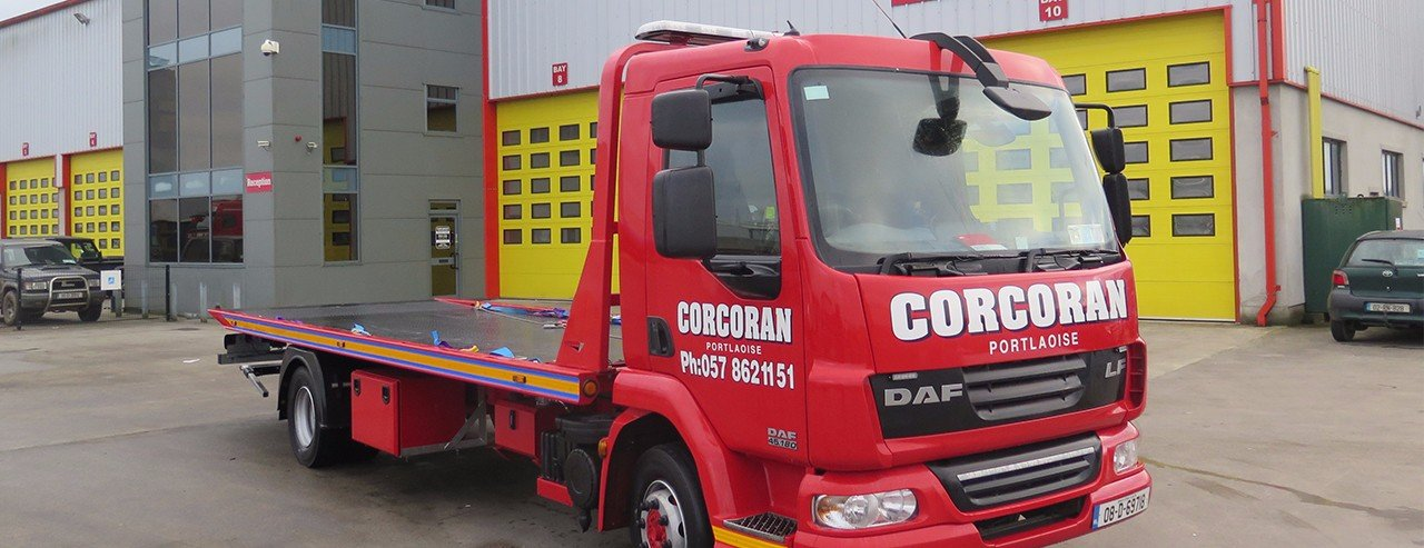 Corcoran's Vehicle Recovery